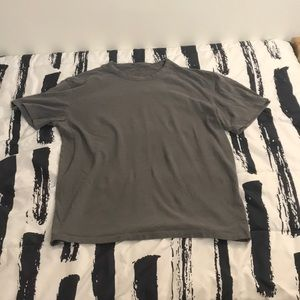 Men's Gray American Eagle Tee Shirt